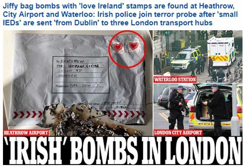 dispozitive explozive londra dailymail