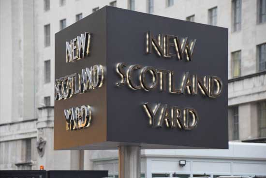 Scotland Yard Lodra